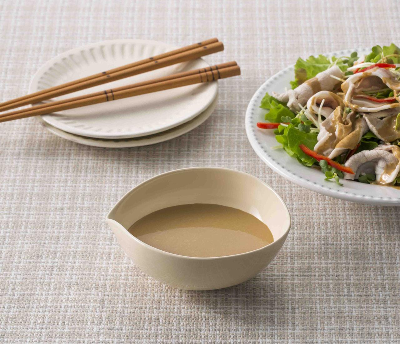 鍋の胡麻つけだれ(2種)