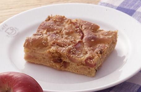 アップルセサミケーキ
